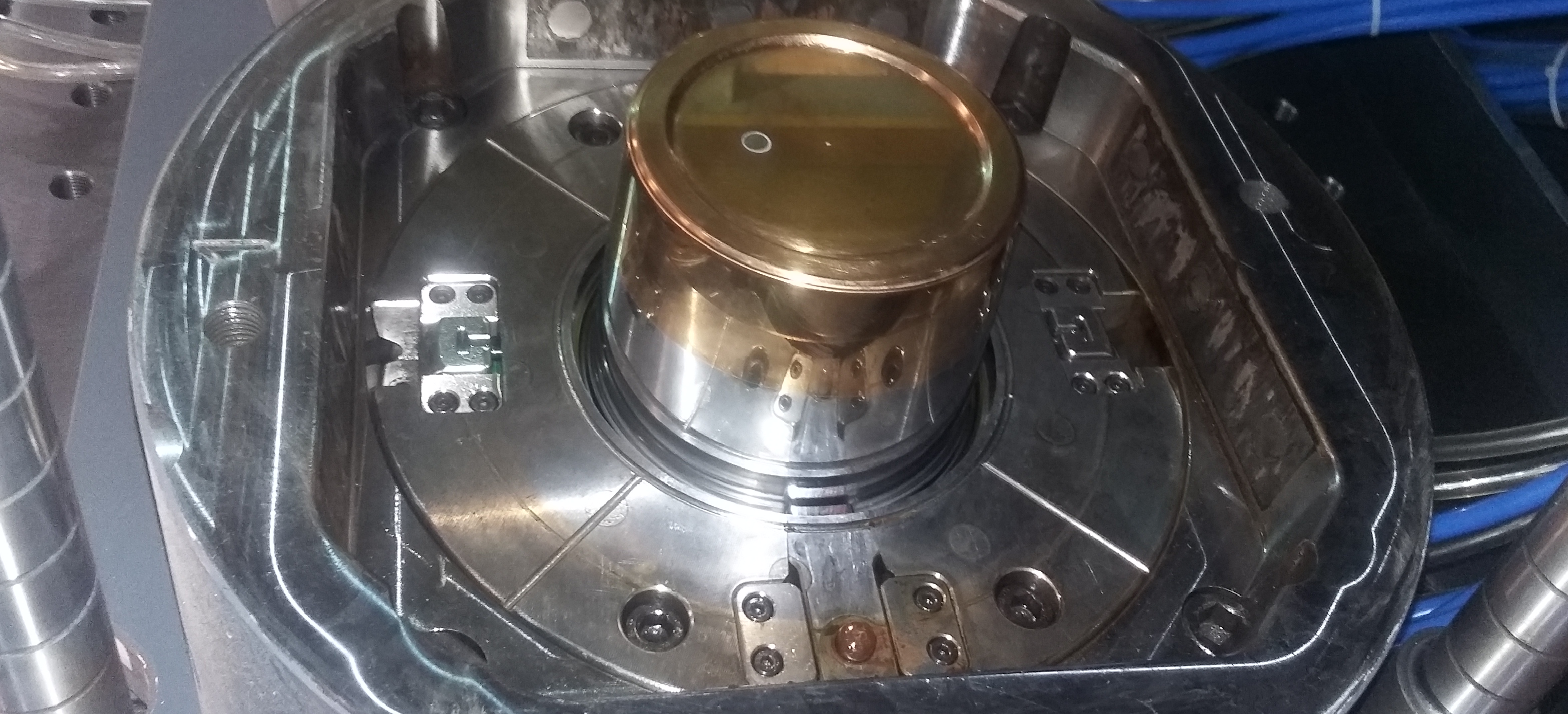 Injection Mold Prototype Tooling