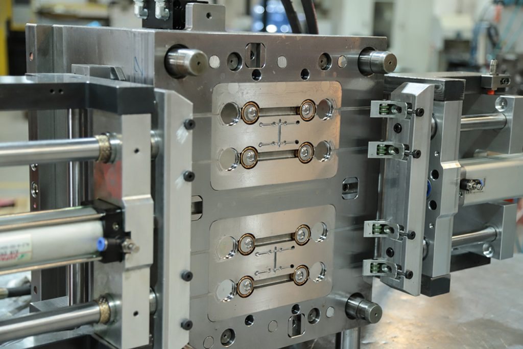 injection molds to the packaging industries